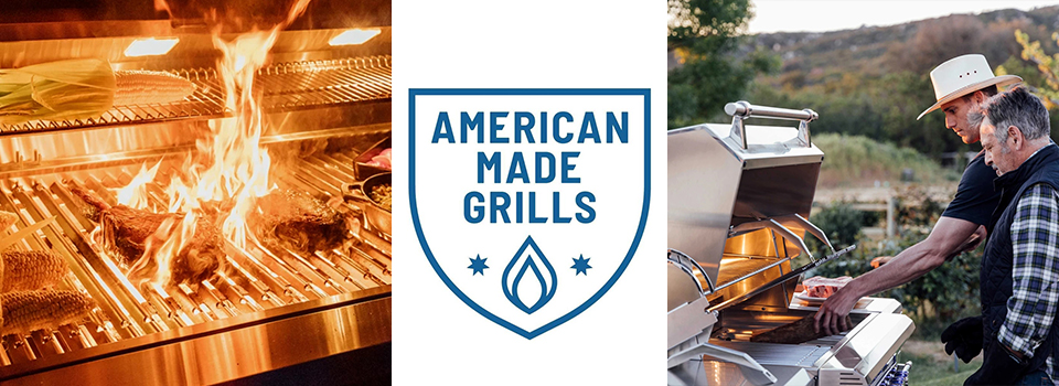 American Made Grills Outdoor Grills & Accessories
