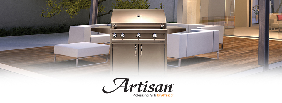 Artisan Grills & Outdoor Cooking Products