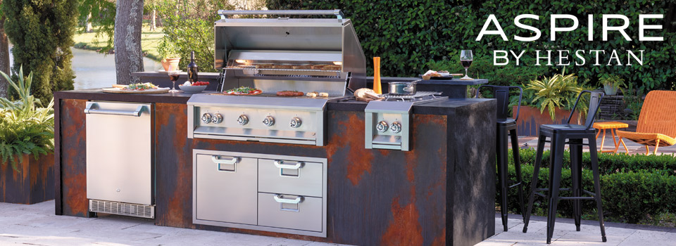 Aspire by Hestan Grills & Outdoor Cooking Products