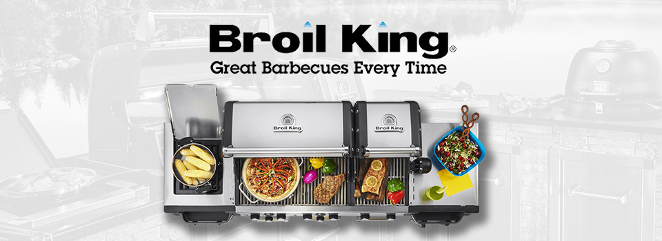 Broil King Grills & Outdoor Cooking Products