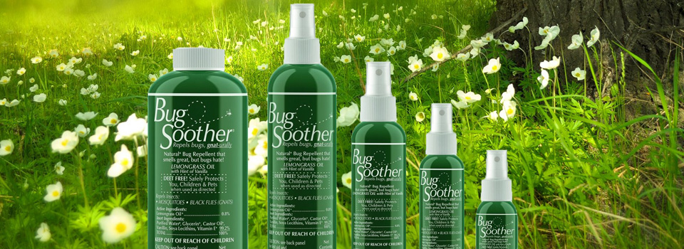 Bug Soother Insect Repellents & Outdoor Products
