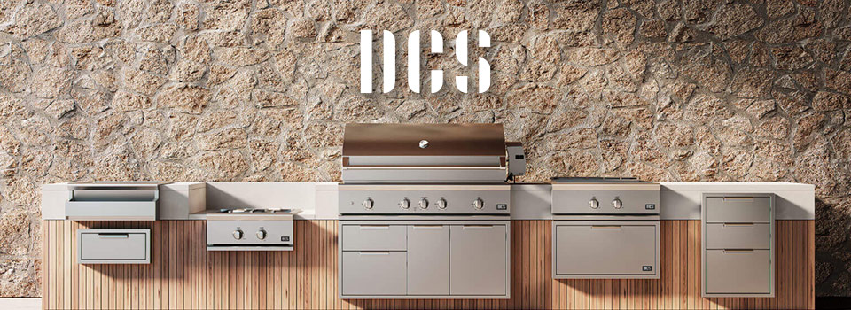 DCS Grills & Outdoor Cooking Products
