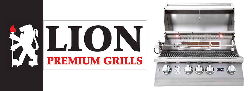 Lion Grills and Outdoor Cooking Products