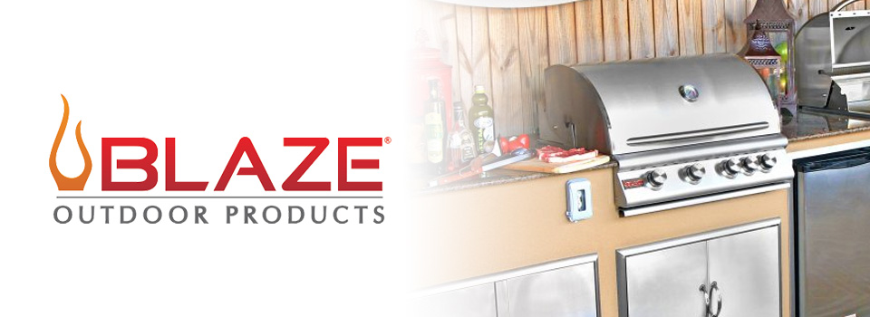 Blaze Grills & Outdoor Cooking Products