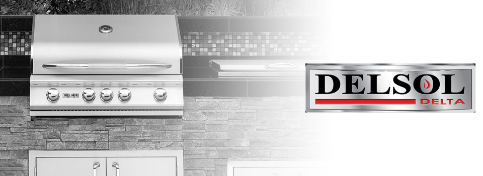 Delsol Grills and Outdoor Cooking Products