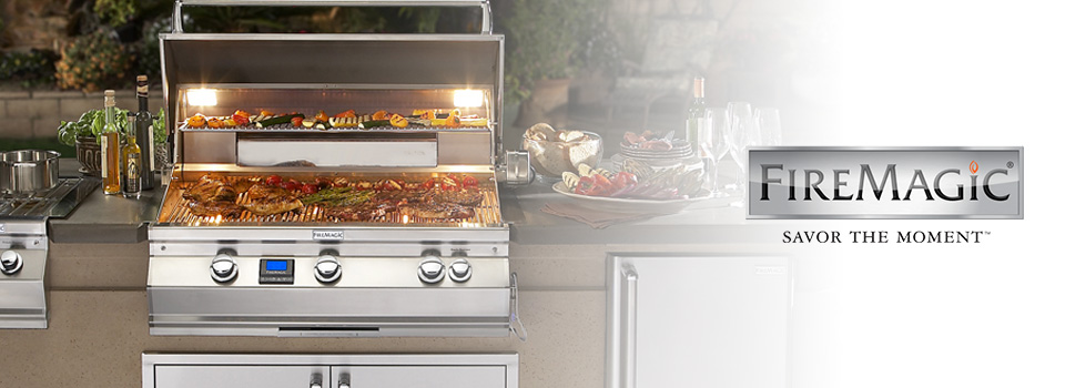 Fire Magic Grills and Outdoor Cooking Products