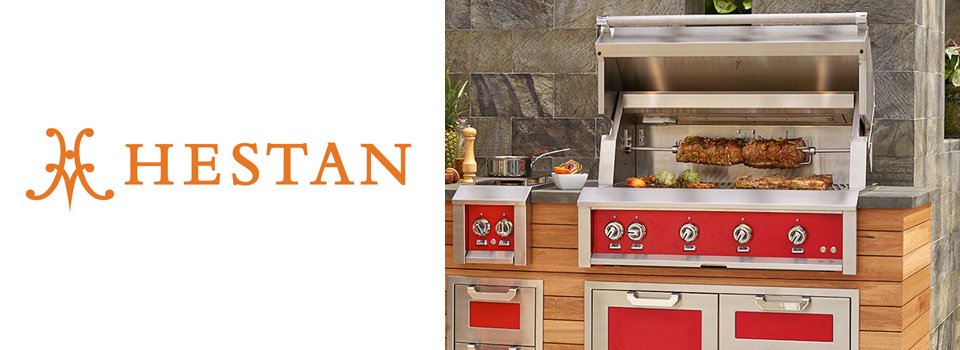 Hestan Grills and Outdoor Cooking Products