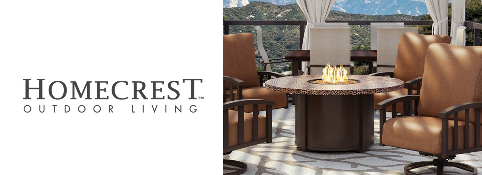 Homecrest Fire Pits, Fireplaces & Patio Products