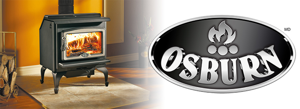 Osburn Fireplaces and Stoves