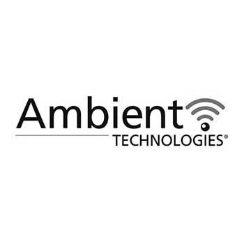 Ambient Fireplace Remote Controls Logo
