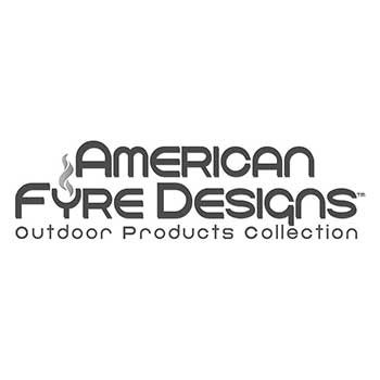 American Fyre Designs Fire Pits and Fireplace Products Logo