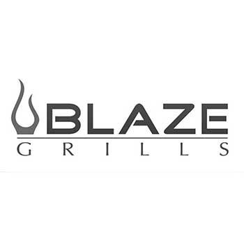 Blaze Grills and Outdoor Cooking Products Logo
