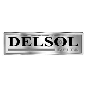 Delsol Grills and Outdoor Cooking Products Logo