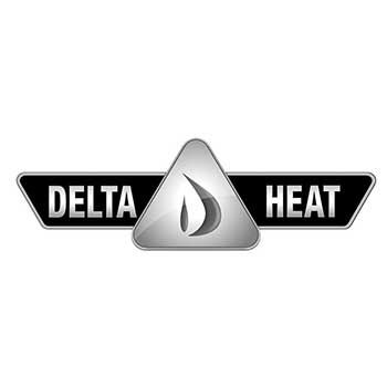 Delta Heat Grills and Outdoor Cooking Products Logo