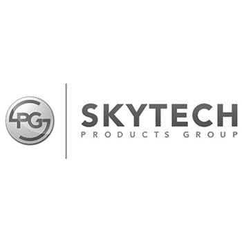 Skytech Fireplace Products Logo