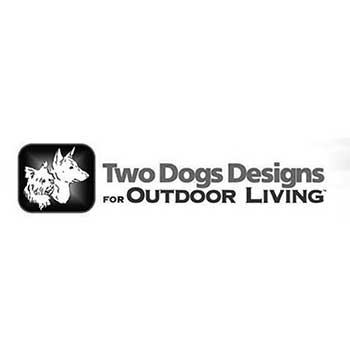 2 Dogs Designs Fire Pit Covers Logo