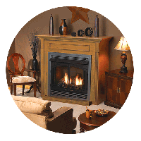 Electric Fireplace Mantel Packages