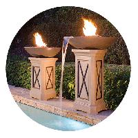 Fire Pedestals