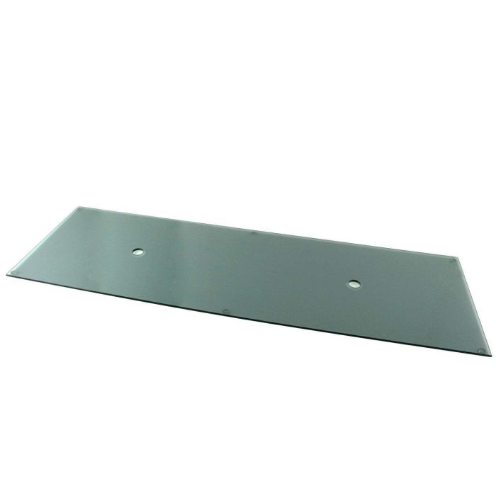 The Outdoor GreatRoom Company 1242-GREY-GLASS-COVER Glass Burner Cover for CF-1242 Burners, Grey, 42.5x13.5-Inches