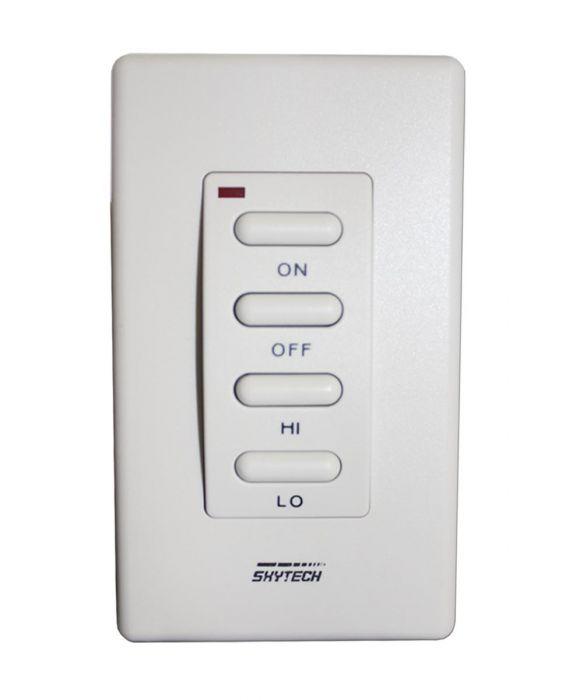 Firegear 1322WT Wireless Wall Mounted On/Off/High/Low Switch