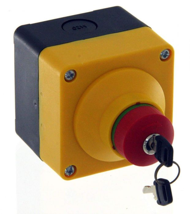 Hearth Products Controls Commercial Emergency Stop - 120VAC or 24 VAC