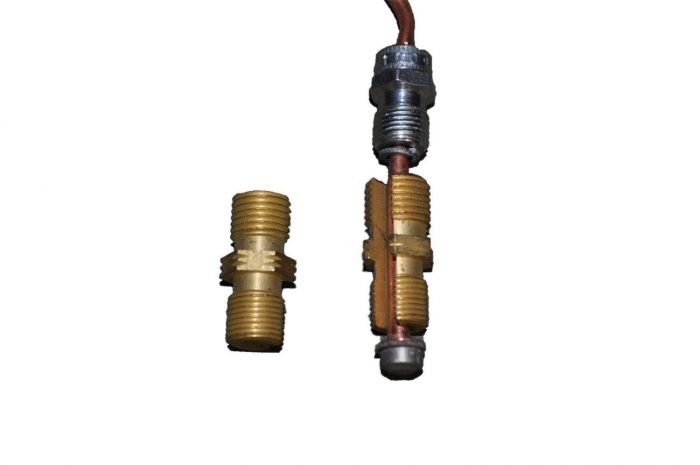 HPC Thermocouple Thread Adapter, M9 to M8