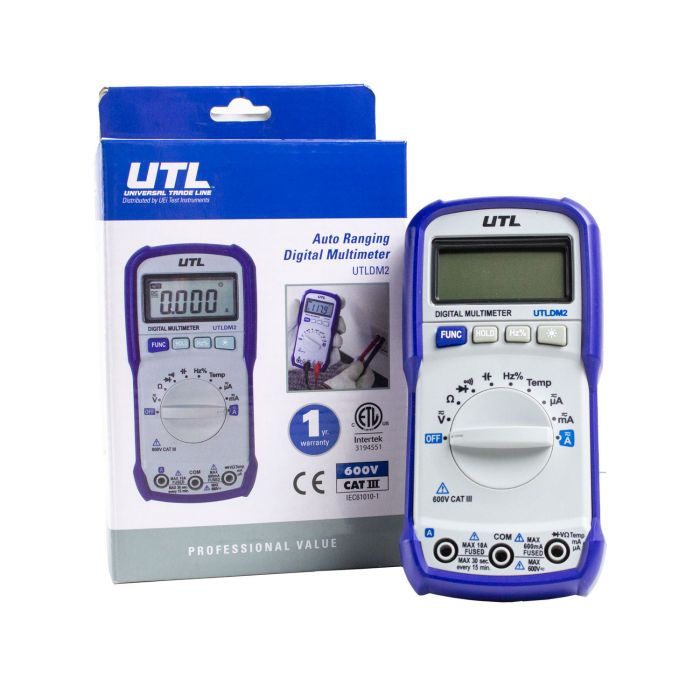 UEi Digital Multimeter