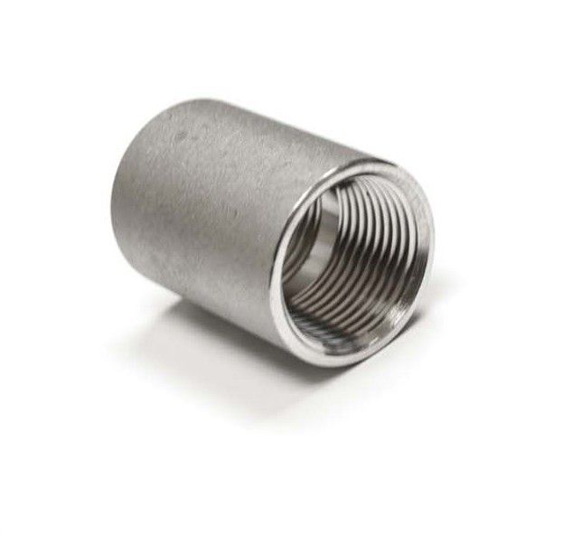 Hearth Products Controls 594 Stainless Steel Coupler, 3/4-Inch