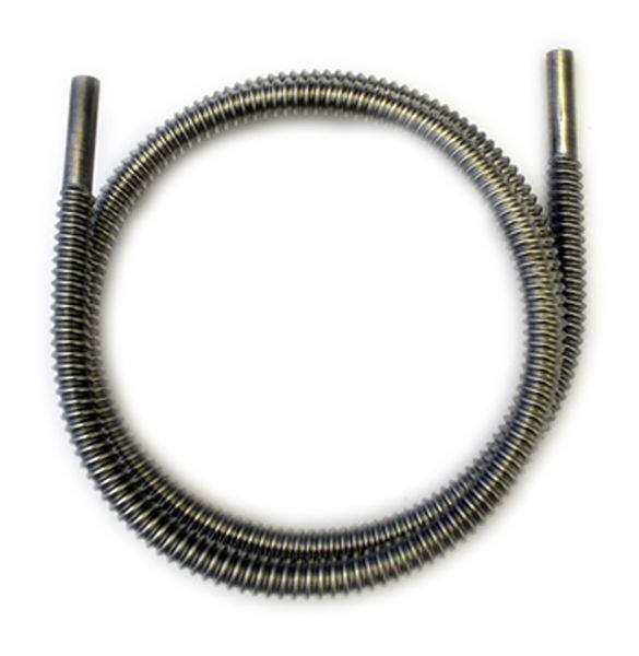 Dormont Stainless Steel Corrugated Pilot Tubing, 48-Inch