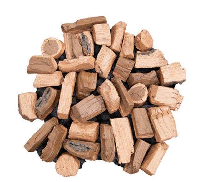 American Fyre Designs WCD-36 Wood Chunks, 36-Pieces