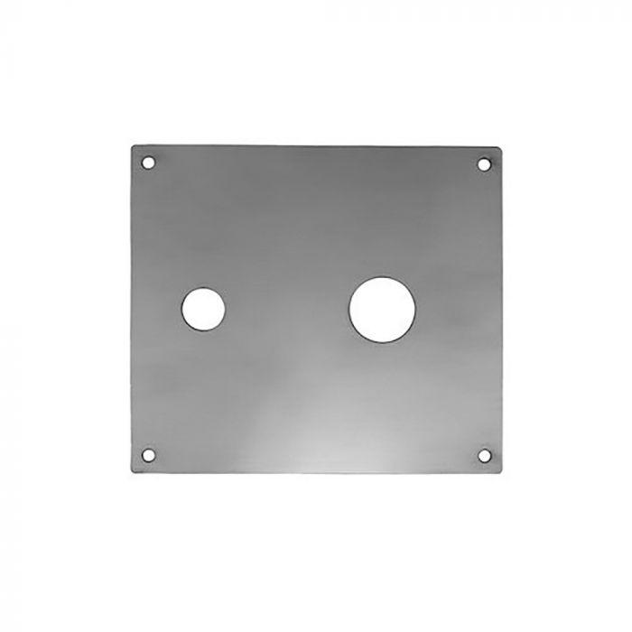 American Fireglass Stainless Steel Face Plate