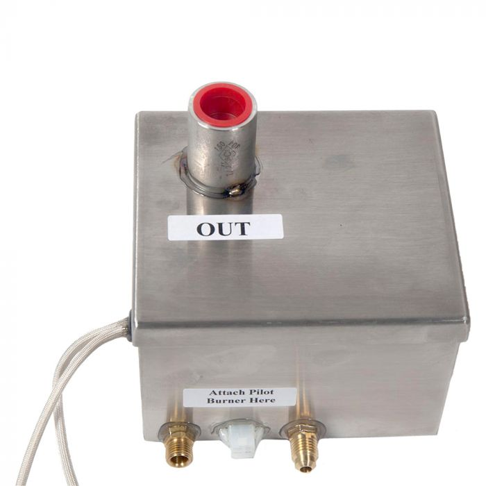 Warming Trends P24VCBSC Standard Capacity Control Box for P24VIKSC Kits