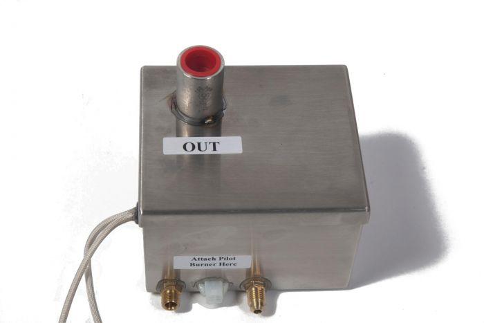 Warming Trends P24VCBHC High Capacity Control Box for P24VIKHC Kits