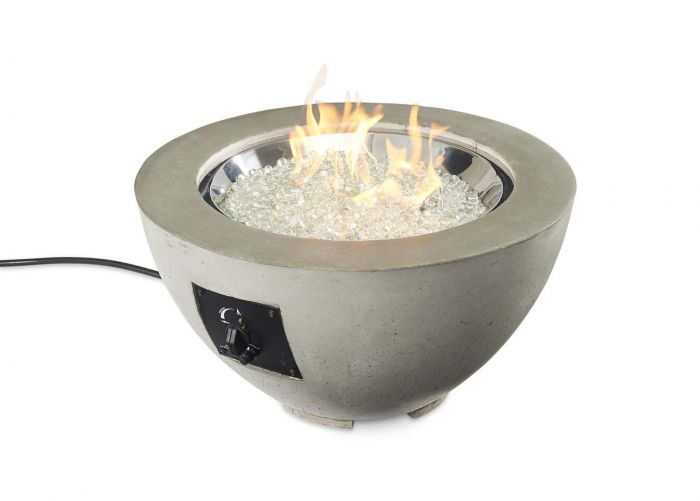 The Outdoor GreatRoom Company CV-20 Cove Gas Fire Pit, 29.25-Inch