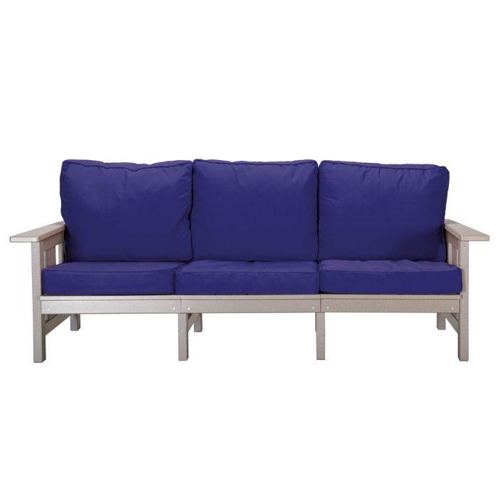 Pawleys Island DSSOFA Deep Seating Sofa with Sunbrella Cushions