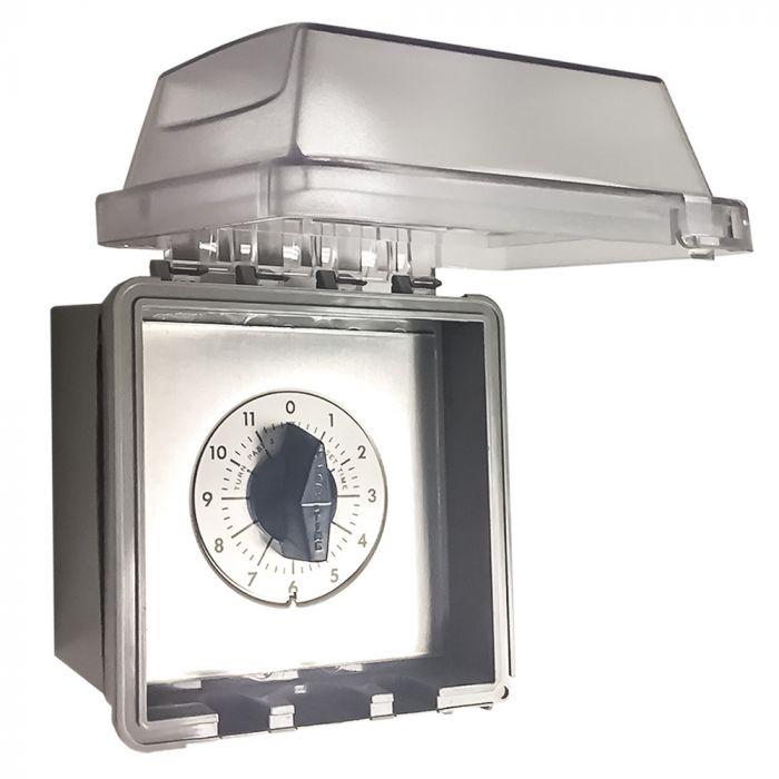 Warming Trends DT2HRNB 2-Hour Dial Timer in NEMA 3 Enclosure