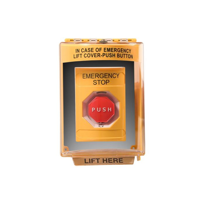 Warming Trends EMERSTOP Push Button Emergency Stop