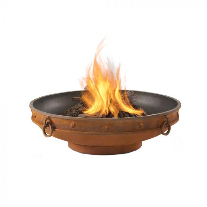 Fire Pit Art Emperor Wood Fire Pit
