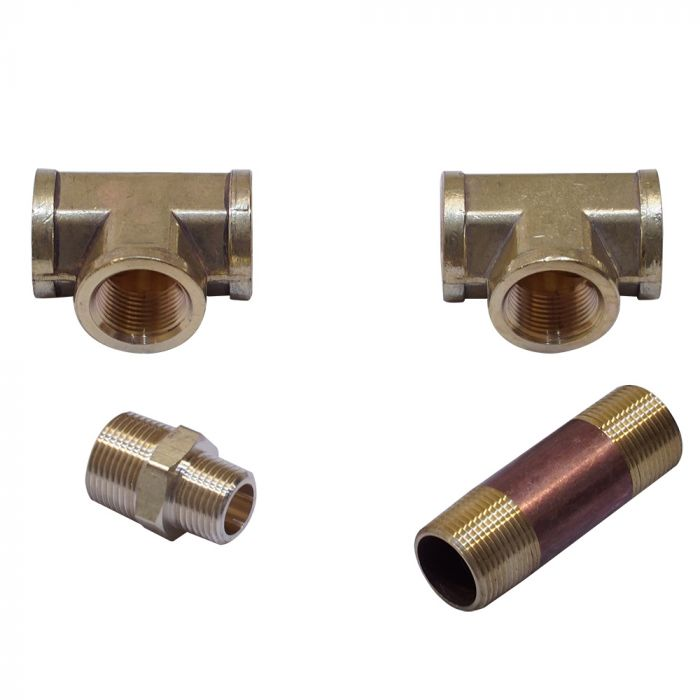 Warming Trends FIT250 Flex Line and Key Valve Connection Fittings
