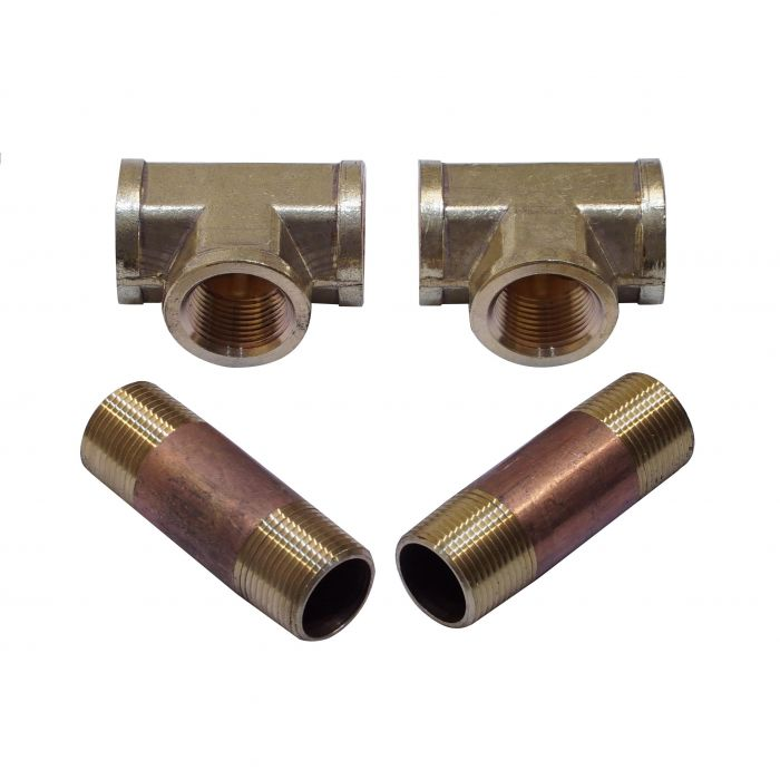 Warming Trends FIT300 Flex Line and Key Valve Connection Fittings