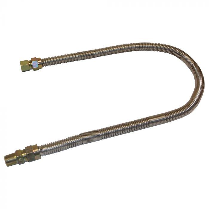 Warming Trends FL3612 Stainless Steel Flex Line, 1/2-Inch