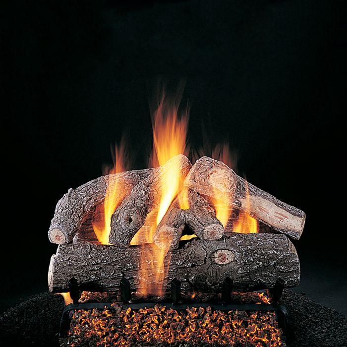 Rasmussen S Frosted Oak Gas Logs Only