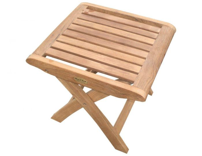 Royal Teak Collection FTSTL Teak Footrest