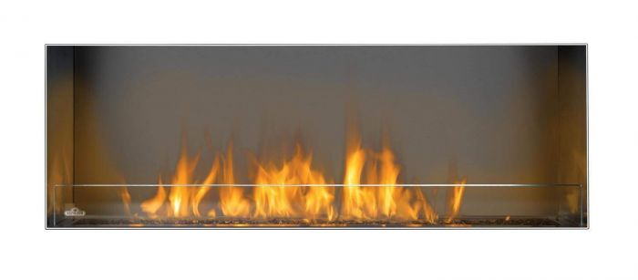 Napoleon GSS48N Galaxy Series Outdoor Linear Gas Fireplace, 1-Sided