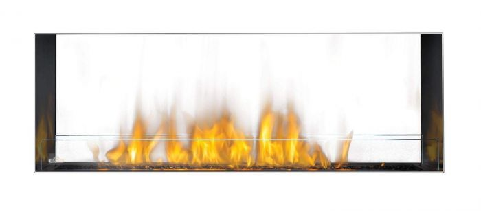 Napoleon GSS48N Galaxy Series Outdoor Linear Gas Fireplace, 2-Sided See Through