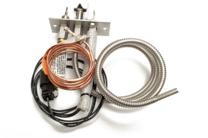 Hearth Products Controls HWIP-36SS HWI Series Pilot Assembly, 36-Inch