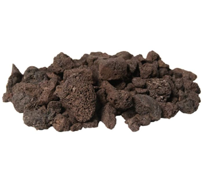 American Fyre Designs LFC-10 Lava Coals, 10 lbs