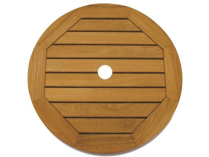 Royal Teak Collection LZYS Teak Lazy Susan