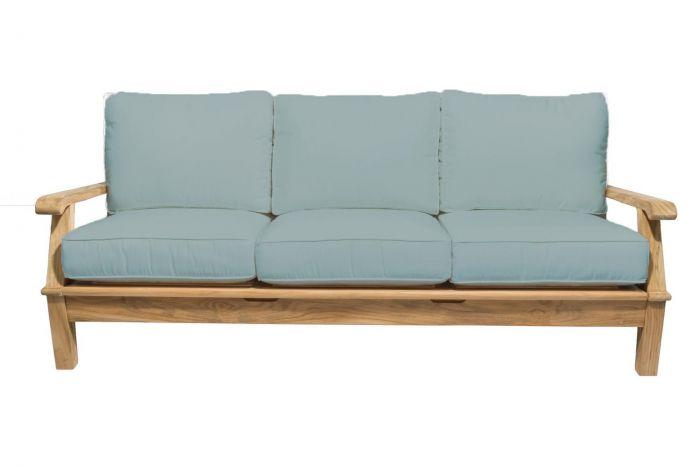 Royal Teak Collection MIA3 Miami Teak Sofa