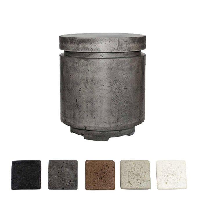 Prism Hardscapes PH-411 Mod Concrete Propane Enclosure, 20-Inch